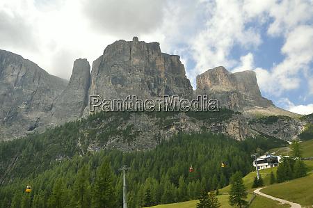 south tyrolia sella rounda italia