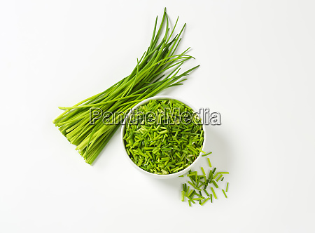 fresh chopped chives
