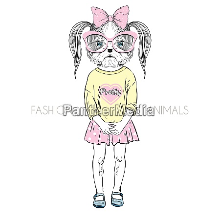 humanimal doggy girl doggy girl kid