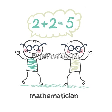 mathematician says about solving problems