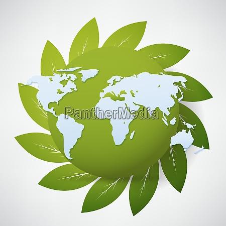 vector natural world