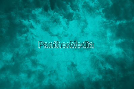 teal blue abstract grunge background