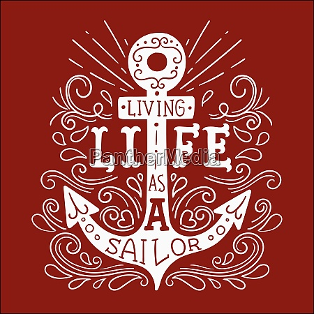 anchor, sailor, life - 26786513
