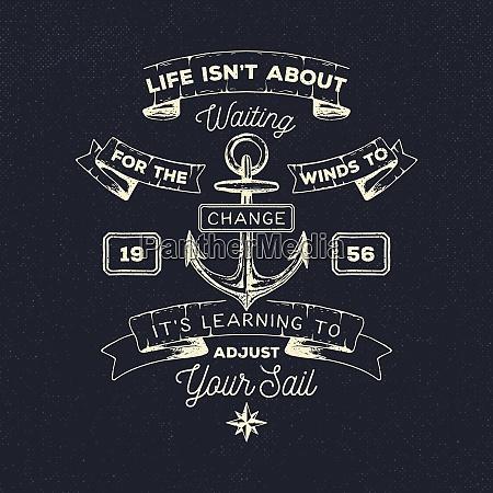 anchor sailor life