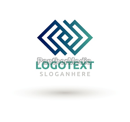 company brand template logo identity