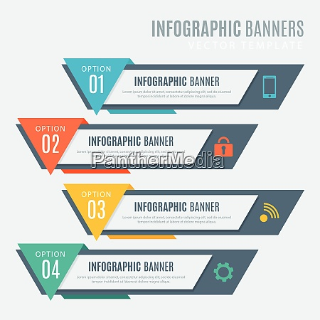 infographic banner