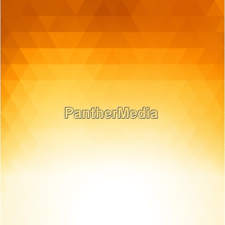 vector abstract orange geometric technology background