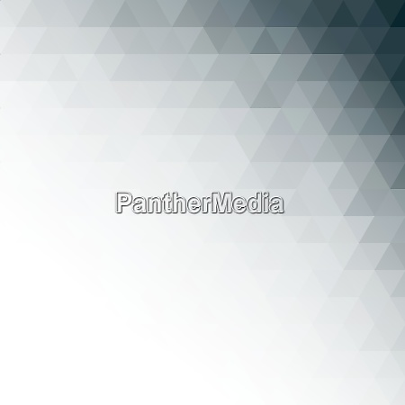 vector abstract gray geometric technology background