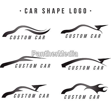 auto car service logo auto car