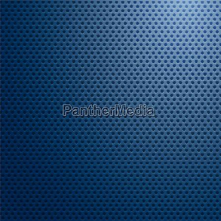 carbon fiber surface with blue light