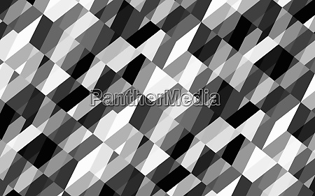 abstract black and white full frame