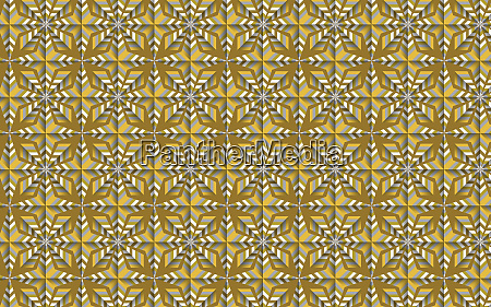 abstract mosaic tile background pattern