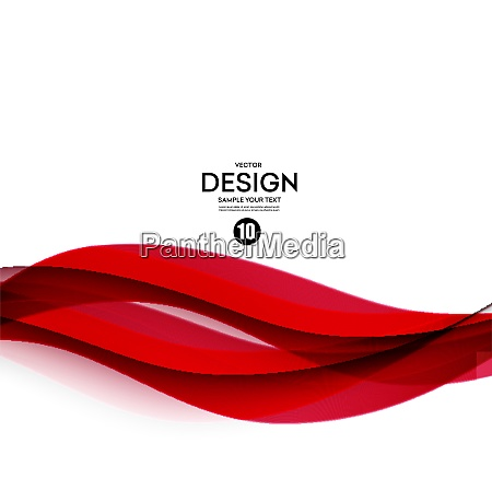 abstract smooth wave motion illustration abstract