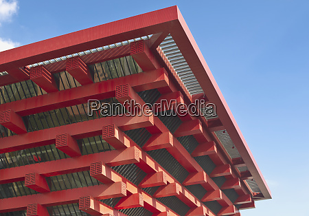 oriental design building