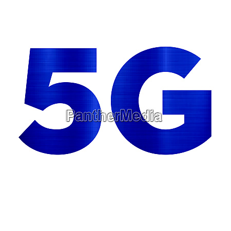 5g high speed signal mobile connection