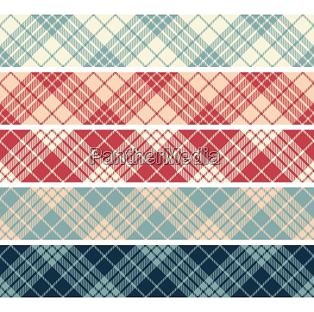 abstract color vector banners