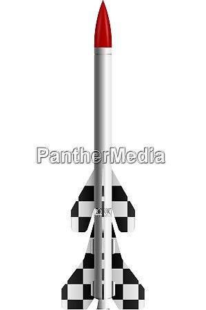 two stage rocket