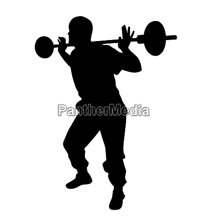 strength conditioning weightlifting training