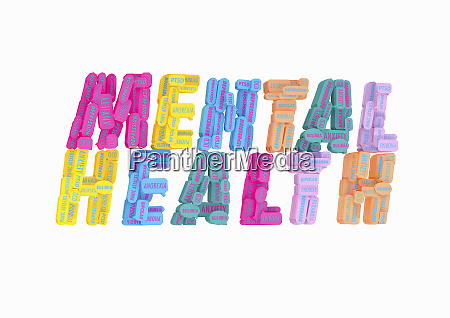 lots of different mental health issues