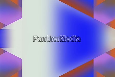 large arrow in abstract backgrounds pattern