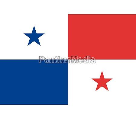 panama national flag