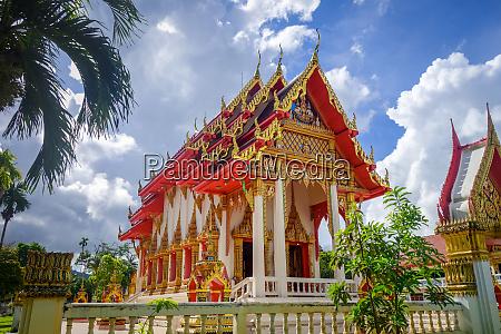 wat lak kaen temple khao lak