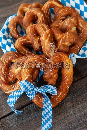 crispy baked soft pretzels