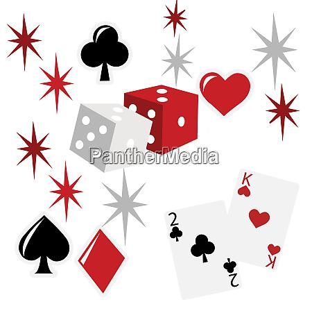 poker game gambling cards luck play