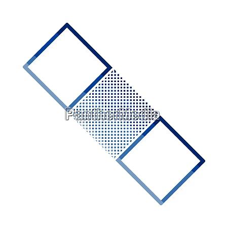 medical plaster icon