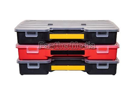 equipment of craftsman three professional plastic