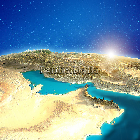 middle east background