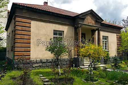 old mansion in yerevan