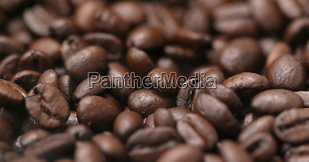 stack of coffee bean