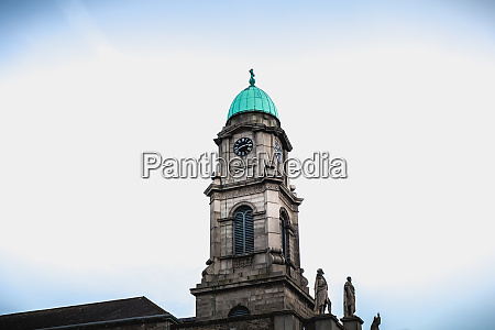 saint paul church architecture detail in