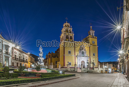 our lady of guanajuato church in