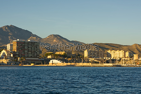 seafront at el campello spain