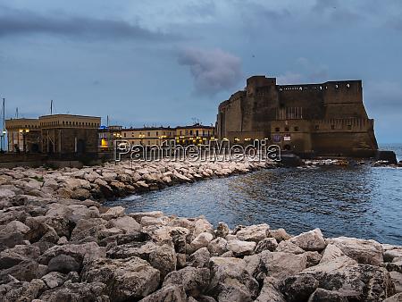 italy campania naples castel dellovo