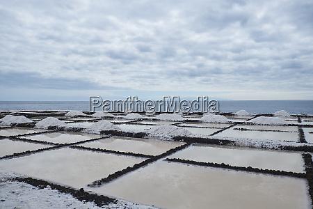spain canary islands la palma saline