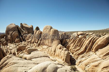 usa california los angeles rock formation