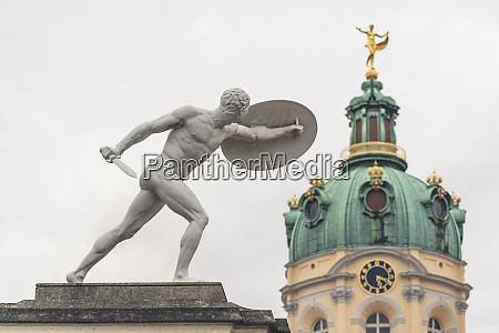 germany berlin charlottenburg charlottenburg palace sword