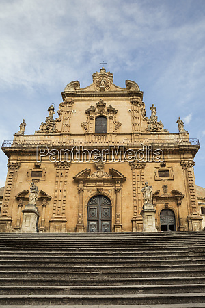 italy sicily modica chiesa di san