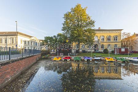germany lower saxony oldenburg autumn at