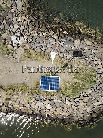 indonesia bali lamp solar powered