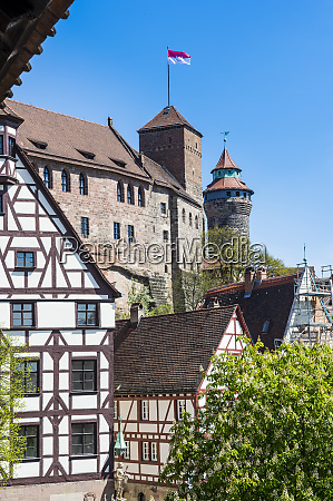germany nuremberg albrecht duerer square and