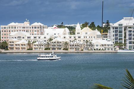 bermuda hamilton ferry