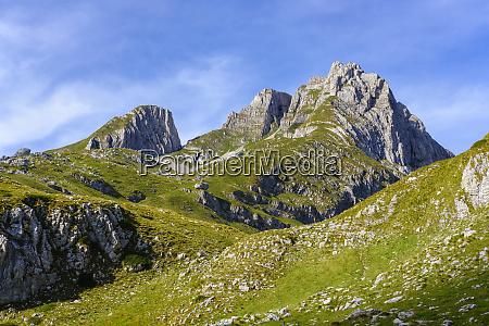 montenegro durmitor national park mountain stit