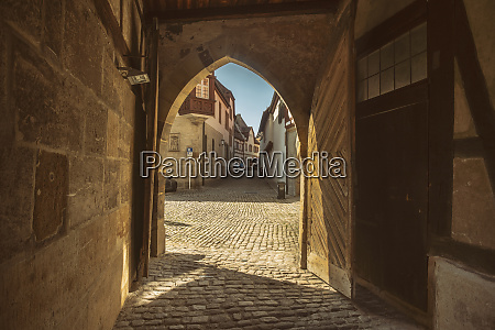 germany bavaria bamberg old town