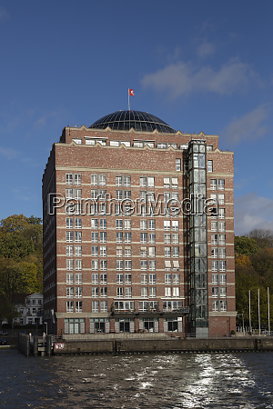 germany hamburg OEevelgoenne augustinum retirement home