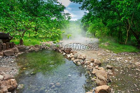hot springs tha pai thailand