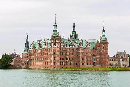 frederiksborg castle hillerod denmark